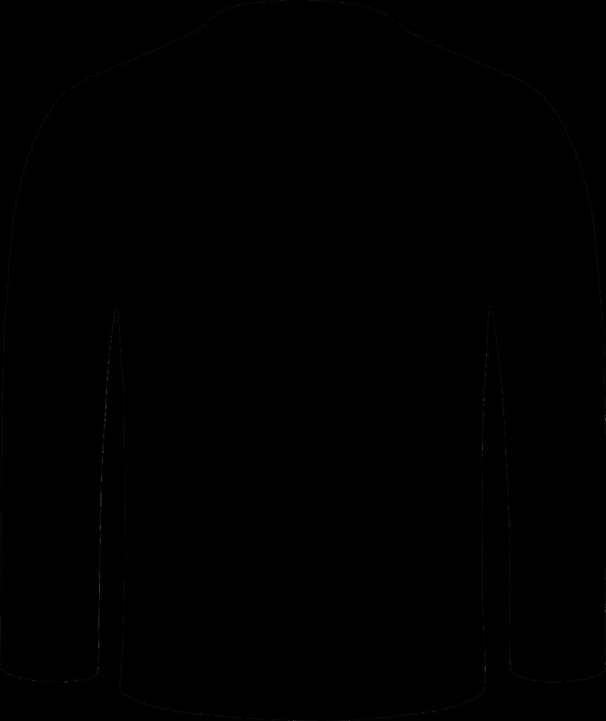 Basis Long Sleeve Rücken