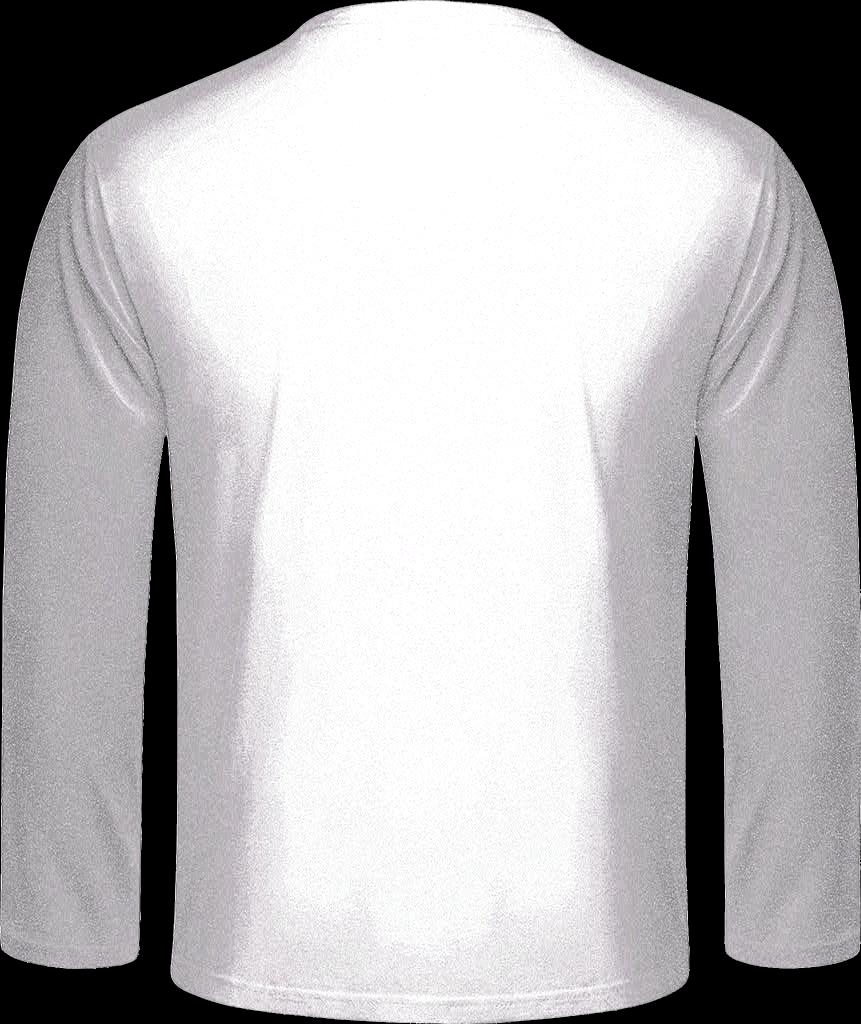 Highlight Long Sleeve Rücken