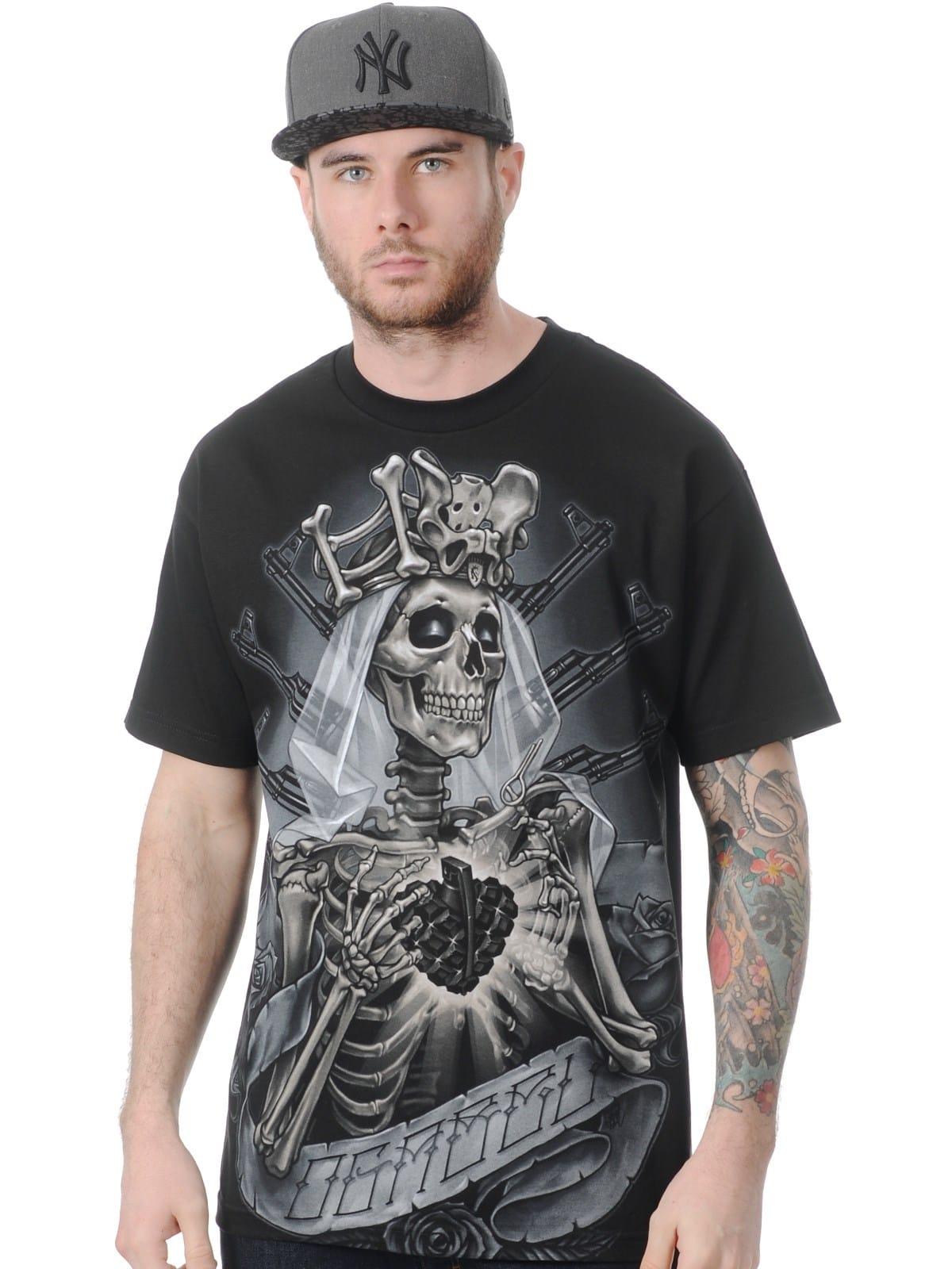 OG Abel Black Muerte T Shirt 0 bedef XL